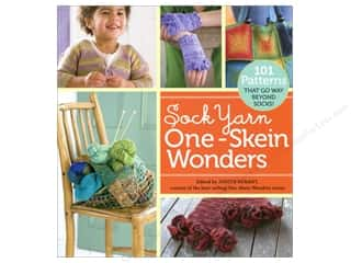 101 Sock Yarn One Skein Wonders Book