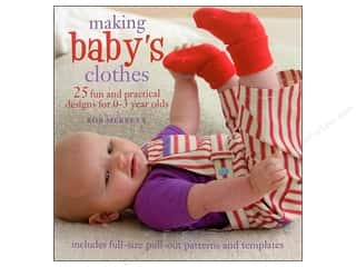 Clearance: Making Baby's Clothes Book