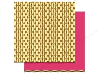 American Crafts Paper 12x12 Classics Monte Cristo (25 sheets)