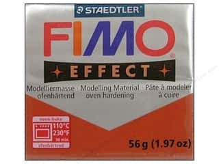 Clay Brown: Fimo Soft Clay 56gm Metallic Copper