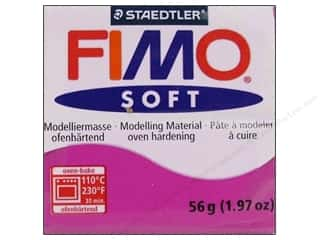 Everything You Love Sale Clays: Fimo Soft Clay 56gm Violet