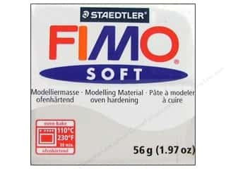 Fimo Soft Clay 56gm Dolphin Grey