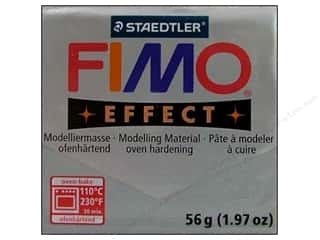 Fimo Soft Clay 56gm Metallic Silver