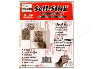 "Pres-on Self-Stick Hi-Tack Mount Board 8""x 10"""