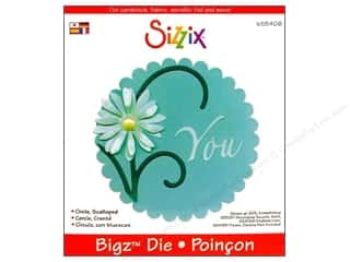 Sizzix Bigz Die Circle Scallop by EL Smith
