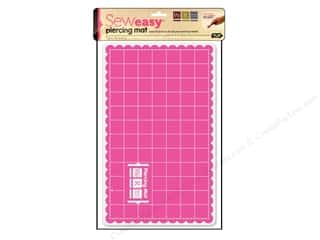 "We R Memory Sew Easy Piercing Mat 7""x12"""