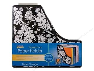Cropper Hopper: Cropper Hopper Divided Paper Holder Storage Expandable