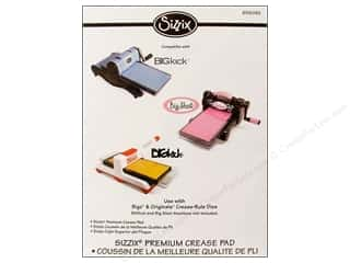 Pads Rubber Pads / Rubber Bumpers: Sizzix Cutting Machine & Accessories Creaser Pad Premium