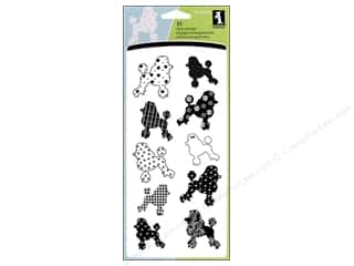 Inkadinkado Clear Stamp Patterned Poodles