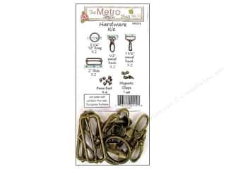 Golightly Sewing Studio Hardware Kit Metro Slouch