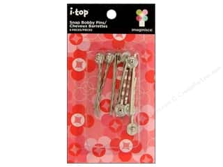 Imaginisce i-top Bobby Pins Snap 8pc
