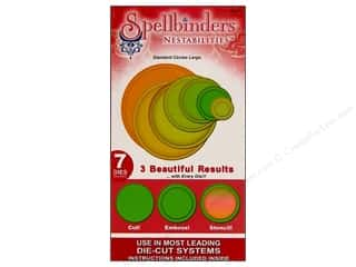 Spellbinders Nestabilities Die Standard Circles LG