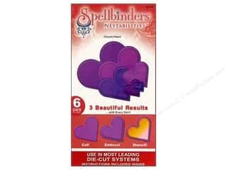 Holiday Gift Ideas Sale Spellbinders: Spellbinders Nestabilities Die Classic Heart
