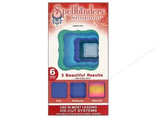 Holiday Gift Ideas Sale Spellbinders: Spellbinders Nestabilities Die Labels One
