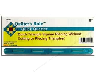 Seam Rippers $1 - $4: Quilter's Rule Quick Quarter 8""