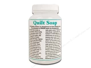Cleaners and Removers Sewing & Quilting: Quilter's Rule Quilt Soap Orvus 8oz