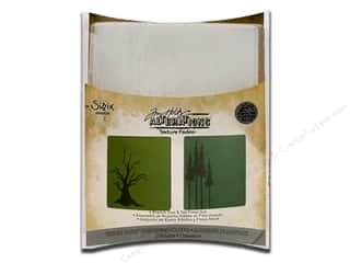 Sizzix Emboss Folder Tim Holtz TF Branch&amp;Tall Pine