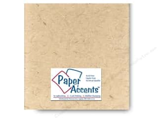 Washi Paper Mulberry Paper: Mulberry Paper 12 x 12 in. Natural by Paper Accents (25 sheets)