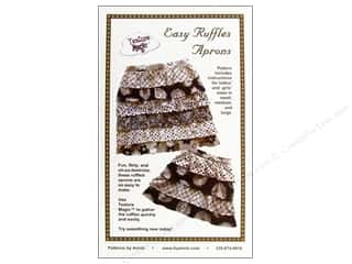 Easy Ruffles Aprons Pattern