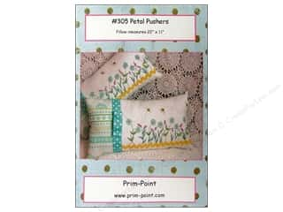 Home Décor Patterns: Prim Point Designs Patterns Petal Pushers Pattern