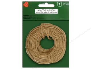 Lara&#39;s Jute Twine 330&quot;