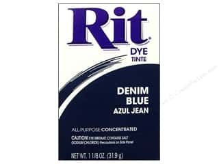 Rit Dye Powder 1 1/8oz Denim Blue