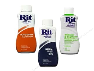 Rit Dye Liquid 8 oz., SALE $3.79-$4.69.