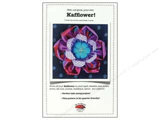 Kafflower Brooch Pattern