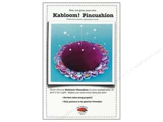 Patterns Clearance $0-$2: Kabloom Pincushion Pattern