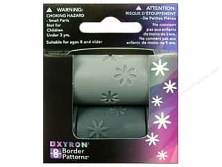 Xyron Creatopia Emboss Patternz Border Daisy 1