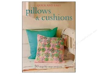 Quick & Easy Pillows & Cushions Book