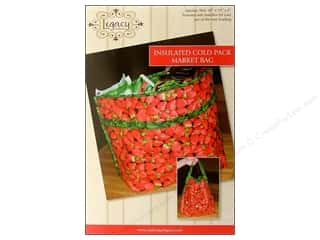 Insulated Cold Pack Market Bag Pattern