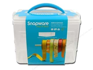 Organizers Sewing & Quilting: Snapware Snap 'N Stack Ribbon Dispenser 2 Layer