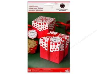 Martha Stewart Treat Box Snoily 6pc