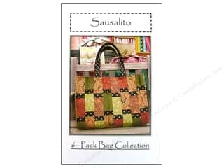Tote Bags / Purses Patterns: Sausalito Pattern
