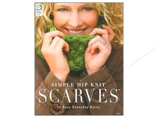 Simple Hip Knit Scarves Book