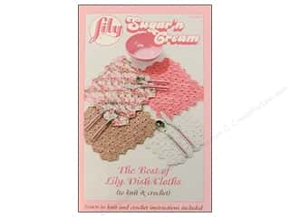 Sugar'n Cream The Best Of Lily Dish Cloths Book