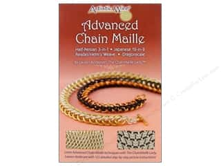 Wirework $2 - $3: Artistic Wire Advanced Chain Maille Book by Lauren Andersen