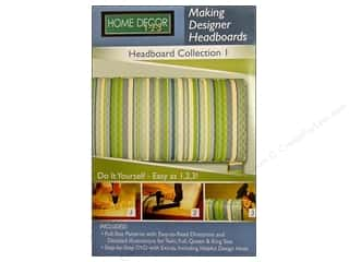 Patterns Clearance: Designer Headboards #1 Pattern