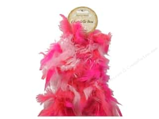 Midwest Design Boa Chandelle Mix Pink 2yd
