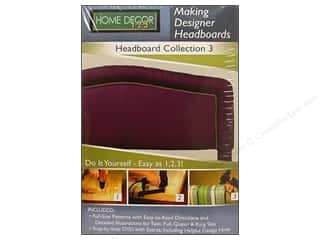 Patterns Clearance: Designer Headboards #3 Pattern
