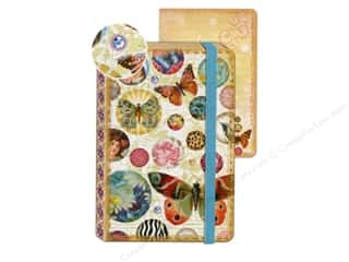 Punch Studio Journal Mini Enchantment Flwr Btrfly