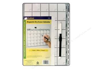 "Calendars Craft & Hobbies: ProMag Magnet Magnetic Dry Erase Monthly Calendar 8.5""x 11"""