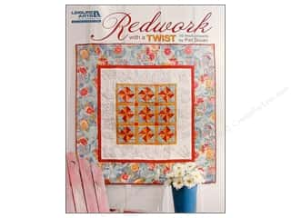 Redwork With A Twist Book