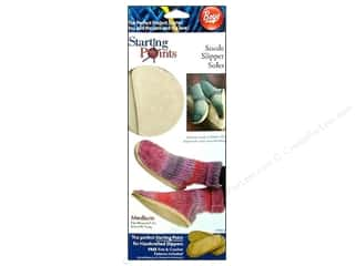Boye Slipper Soles Suede Medium 2pc