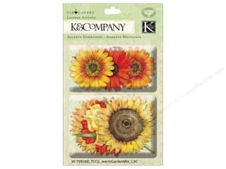 K&Co Layered Accents TC Cottage Garden Warm Mix
