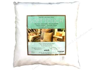 "Pillow Shams Craft & Hobbies: Fairfield Pillow Form Soft Touch Poly Fill Supreme 26"" Square"