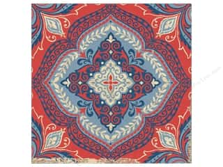 K&amp;Co Paper 12x12 Americana Bandana (25 sheets)