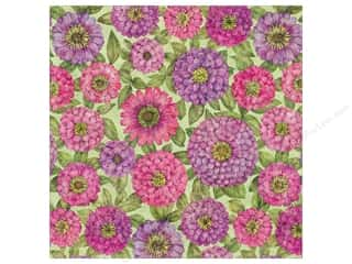 K&amp;Co Paper 12x12 TC Cottage Garden Special Prp Zin (12 sheets)