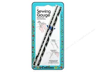 Collins: Sewing Gauge by Collins  6 in.